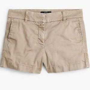 [ J C R E W ] Stretch Classic Chino Shorts 4